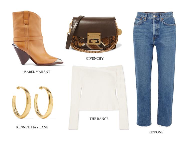 С чем носить джинсы: 1 вещь – 3 образа