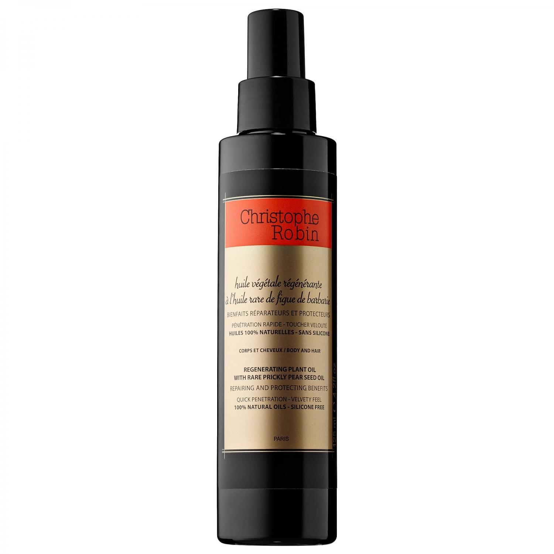 Восстанавливающее масло Regenerating plant oil, Сhristophe Robin