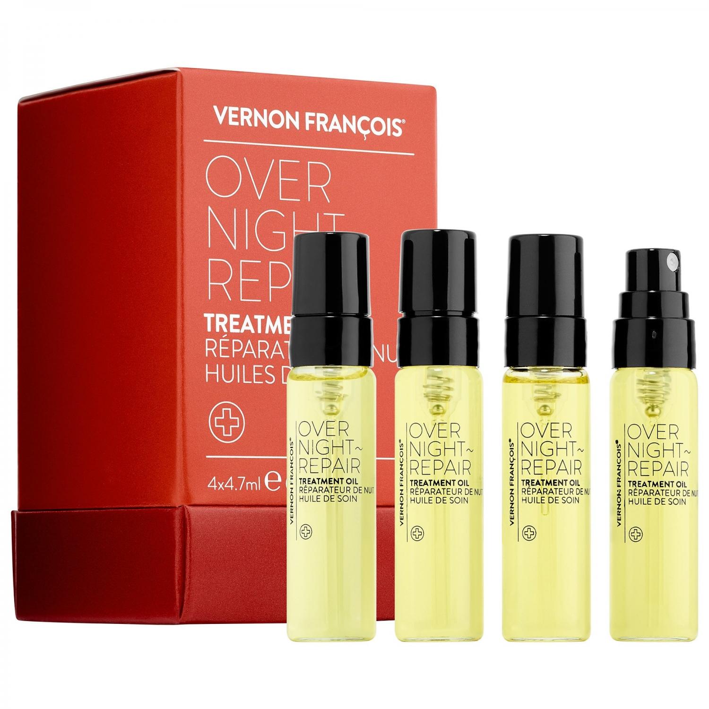 Восстанавливающие ночные капсулы Оvernight repair treatment oils, Vernon Francois