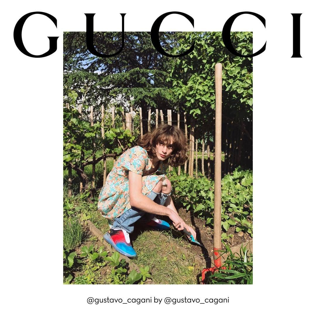 «Это самая сильная вещь, которую я сделал за последние несколько лет», – Алессандро Микеле о кампании Gucci и новом взгляде на моду