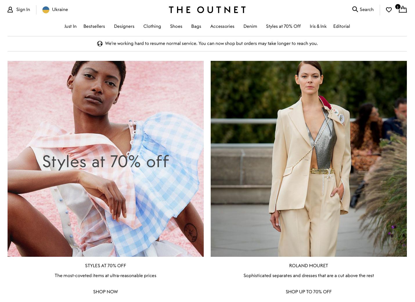5 магазинов для лучшего онлайн-шопинга: от масс-маркета до люкса