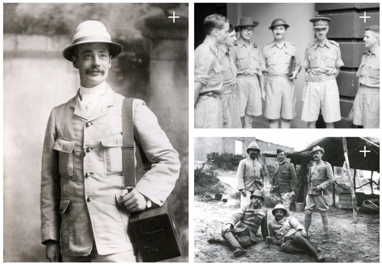Сафари – тренд лета 2020: британские колонизаторы, Ив Сен Лоран и модные показы SS'20