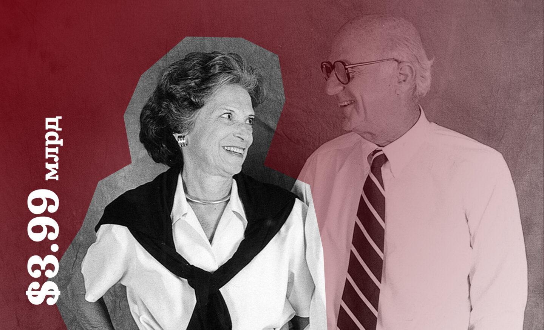 Дорис Фишер, 3,99 миллиарда долларов