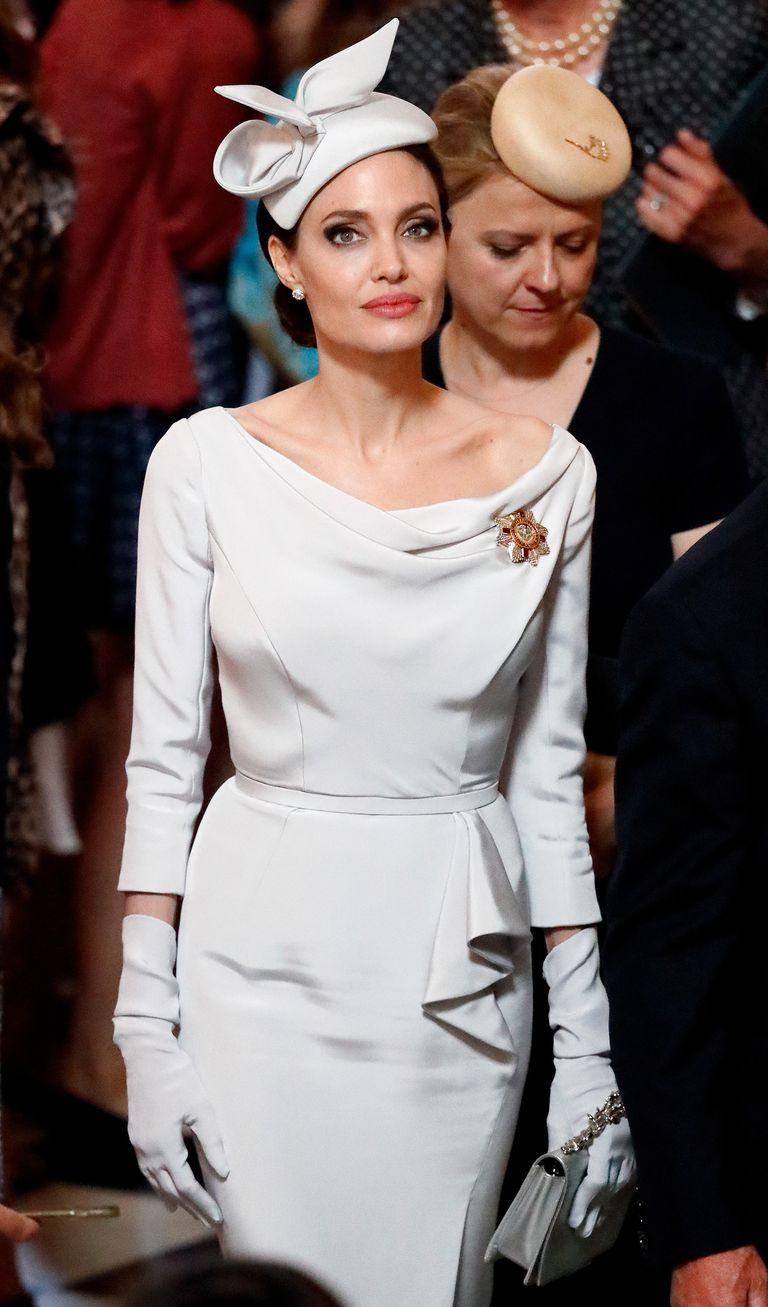 Анджелина Джоли, 2018