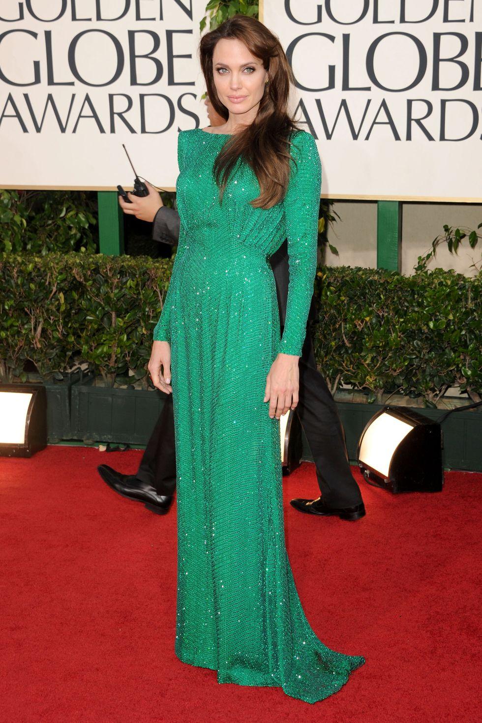 Анджелина Джоли, 2011