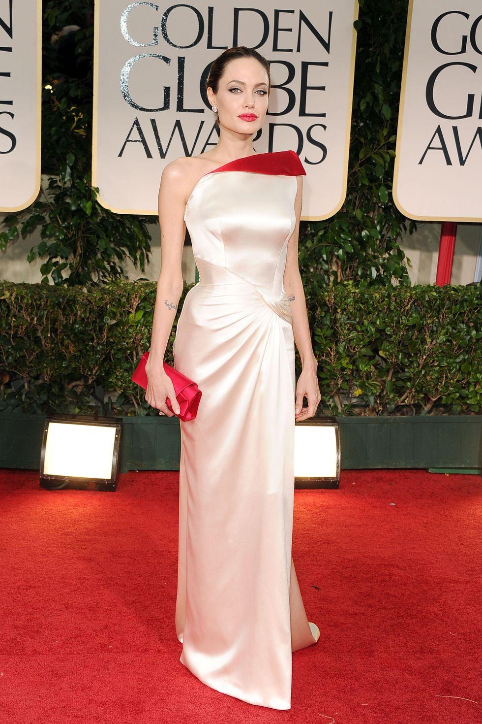 Анджелина Джоли, 2012