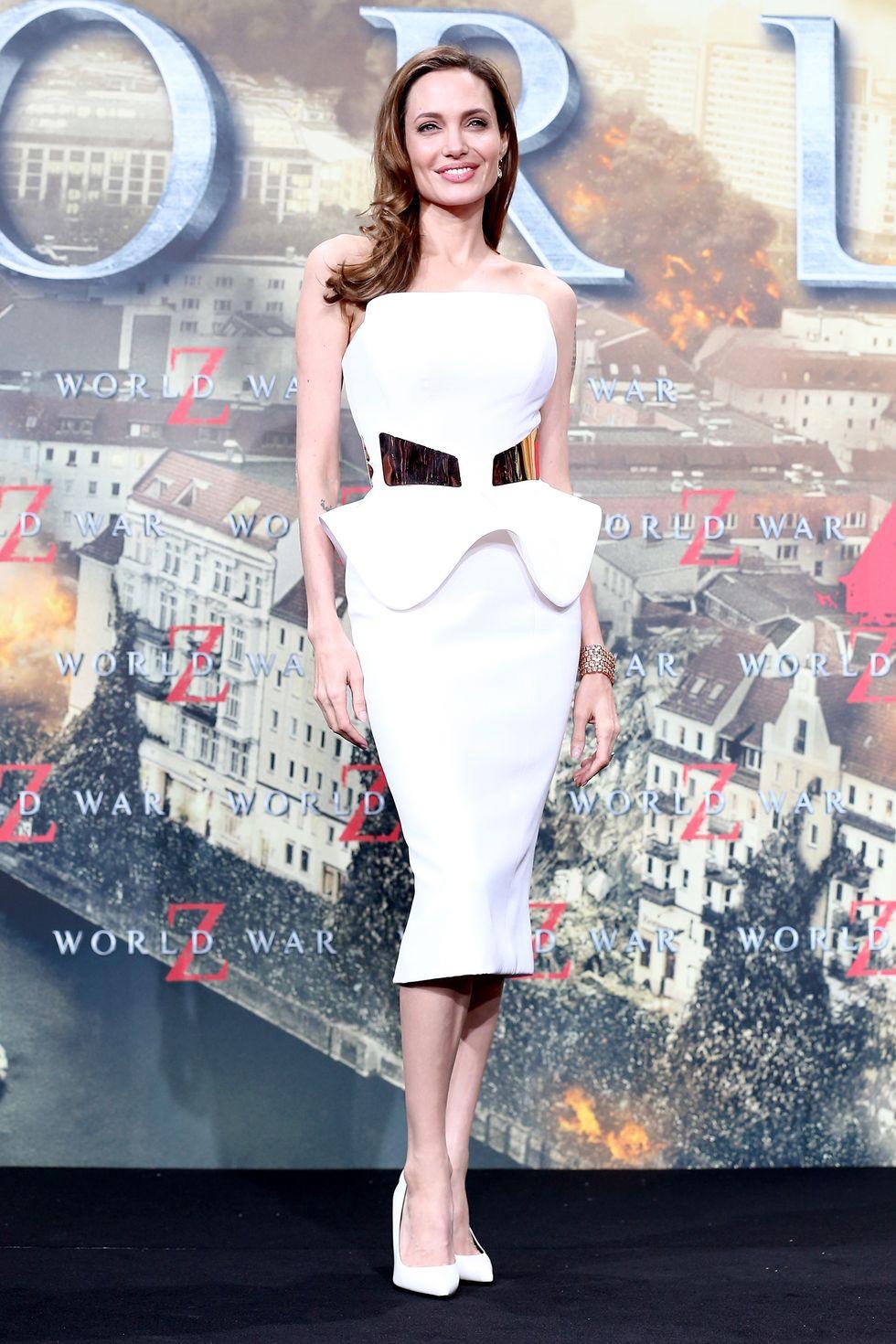 Анджелина Джоли, 2013
