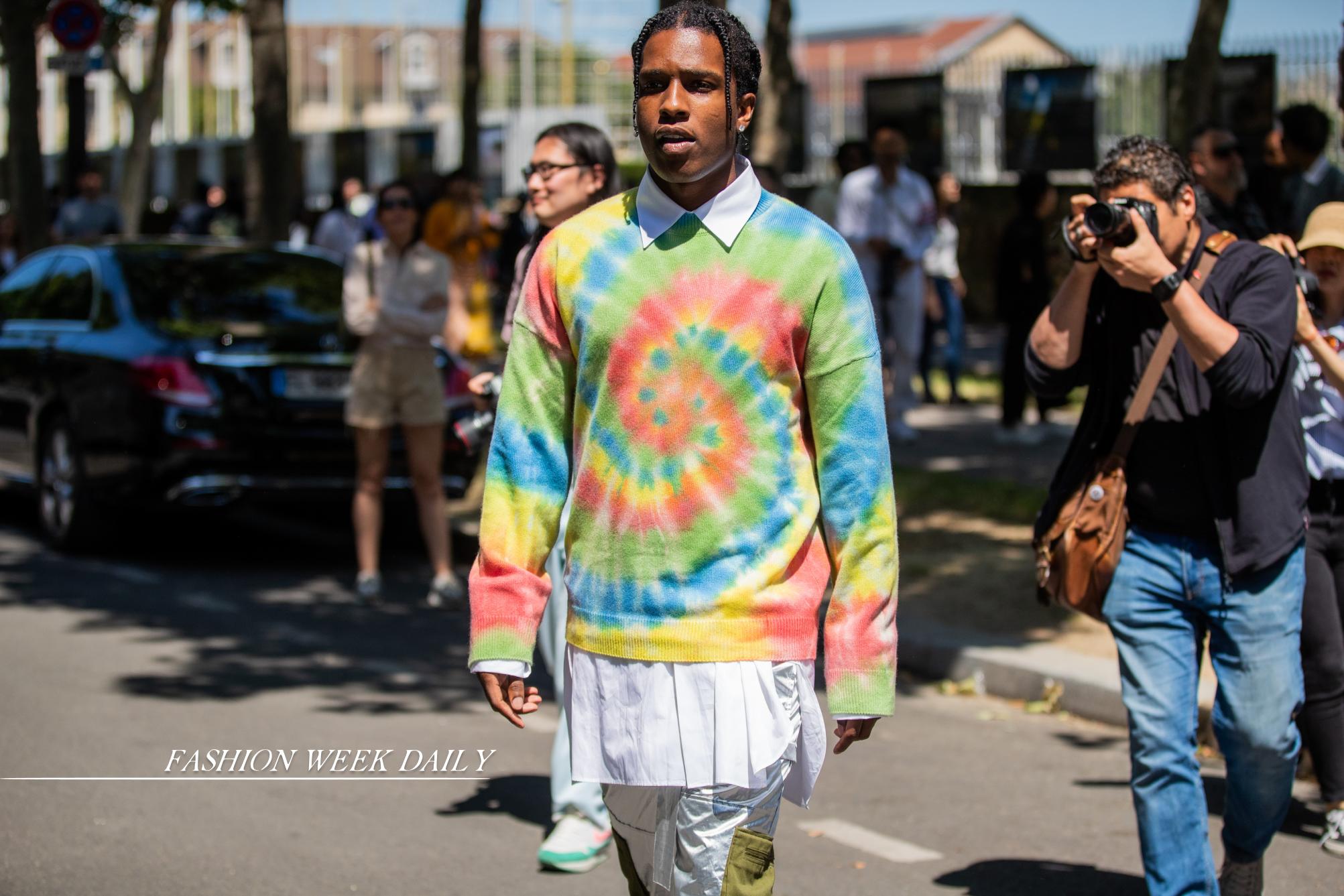 A$AP Rockyприглашенный креативный директор PacSun