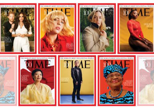 Time 100 самых влиятельных людей 2021 года