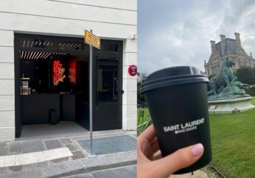 saint laurent cafe paris